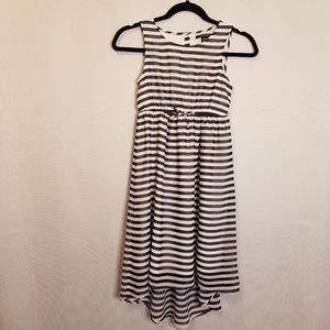 Sleeveless Nautica Striped Dress